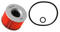 K&N PERFORMANCE OIL FILTER KN-401 FOR KAWASAKI ZX1000 NINJA 1988 - 1990