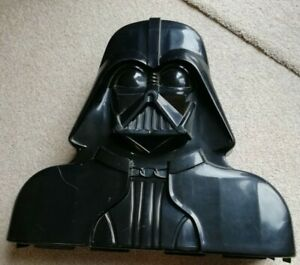 Darth Vader Carry Case - Vintage - Star Wars - with unsert