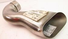 VOLKSWAGEN TOUAREG RIGHT EXHAUST TAIL PIPE EXTENSION NEW 2004+ 7L6253682F OEM OE