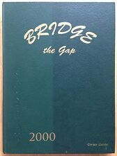 2000 GREAT BRIDGE HIGH SCHOOL YEARBOOK, THE CAUSEWAY, CHESAPEAKE, VA