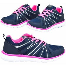 Circuit Ladies Walking Running Shoes Fitness Sports Gym Womens Trainers Size 4-8