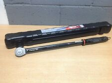 Norbar NorTorque® 300 Adjustable Dual Scale Ratchet Torque Wrench 1/2in Drive...