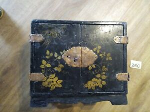 Antique Chinese Chest Jewellery Box