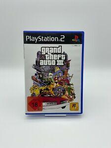 PS2 PlayStation 2 GTA Grand Theft Auto 3