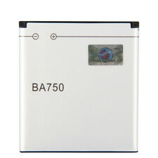 100% New Battery BA750 For Sony Xperia Arc S LT15i X12 LT18i X12