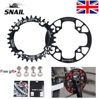 104bcd MTB Bike Chain Guards 32-42T Chainring Protection Cover Crank set Guard