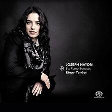 Haydn / Yarden - Haydn: Six Piano Sonatas [New SACD]