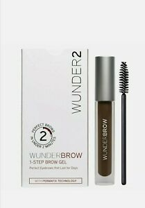 Wunderbrow Wunder2 Brow Gel Perfect Eyebrows In 2 Mins - various colours