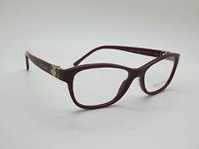 622514bed55 New Authentic BVLGARI 4082-B 5264 Burgundy Eyeglasses 54mm