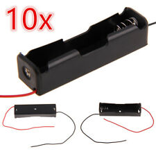 4 Stücke Batterie Halter Box Case für 2 x 3V CR2032 Münze Drucknopf Handy