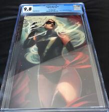Captain Marvel #1 CGC 9.8 Hans Virgin