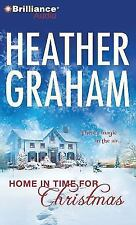 Heather Graham Home in time for Christmas abridged audio