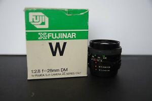 X-Fujinar.W 28mm F2.8 DM