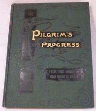 The Pilgrim's Progress; Bunyan,John; Brumby & Clarke1896. Hardback b/w illus A2