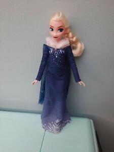 Disney Frozen Olafs Adventure Elsa  Doll
