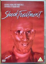 Shock Treatment DVD 1981 Rocky Horror Show Musical Sequel with Jessica Harper