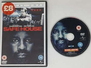 Safe House  DVD Vgc Fast Free Post