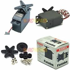 Genuine Futaba S3003 Standard Servo High Torque RC Car Plane Boat Helicopter 1pc