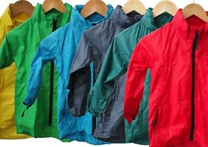 Mac in a Sac Kid's MIAS II Waterproof packaway jacket