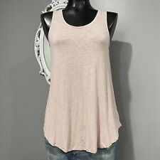 XS - OLD NAVY Luxe Womans Champagne Pink Tank Top