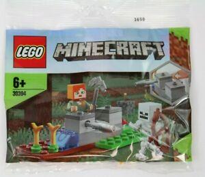 LEGO Minecraft 30394 Polybag - The Skeleton Defense - Brand NEW
