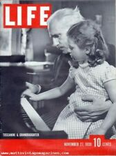 LIFE - November 27, 1939 'Communists Are Beaten by War Veterans in Detroit'