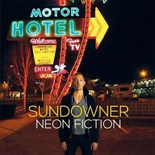 Sundowner Neon Fiction Fat Wreck Chords STORE EDITION COLORED Vinyl Record LP