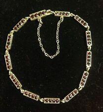 Fine Silver Chain Bracelets