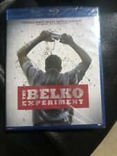 The Belko Experiment (Blu-ray) Brand New Factory Sealed