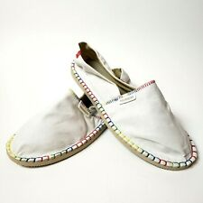 Havaianas Alpargatas origine II Alpargatas Informales Zapatos para Caminar Playa Blanca Plana