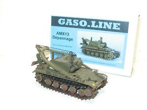 SOLIDO Char AMX 13 dépannage militaire gaso line