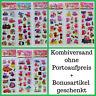 3D Sticker Peppa Wutz Pepper Puffy Aufkleber Kinder Geschenk Schulanfang Pig