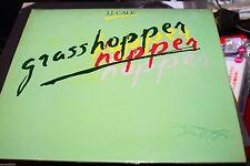 J.J. Cale Grasshopper Ori Hong Kong East Asia psych Vinyl Lp 1y1 2 y1 matrix