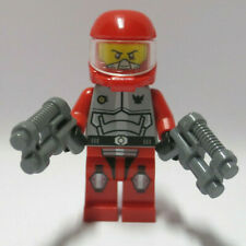 Billy Starbeam 70708 70702  Red Spaceman Galaxy Squad Space LEGO Minifigure