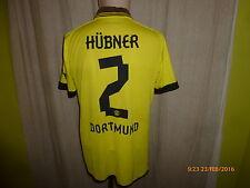 "Borussia Dortmund Puma U23 Matchworn Trikot 2012/13 ""EVONIK"" + Nr.2 Hübner Gr.L"