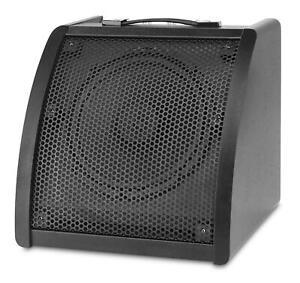 DJ PA Enceinte Moniteur Active Haut Parleur Pour Batterie Clavier Piano Sono 30W