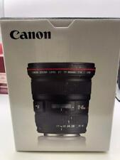 Canon Ef 17-40mm f/4 L Usm Lens new in box