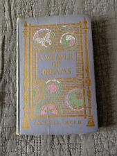 A Weaver of Dreams by Myrtle Reed 1911 hc 1st ed  Art Deco A.G. Learned dwg
