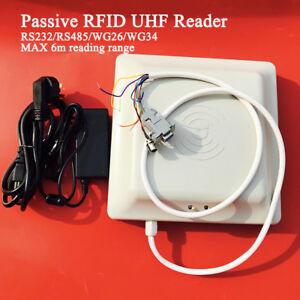 UHF reader 5m reading range Long range passive RFID reader for logistics control
