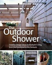The Outdoor Shower: Creative design ideas for backyard living, from th-ExLibrary