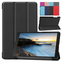 "For Samsung Galaxy Tab A 8.0"" 2019 SM-T290 T295 Leather Stand Folio Case Cover"