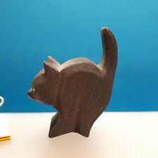 Ostheimer Katze für Hexe 5,6 cm hoch Nr. 25102