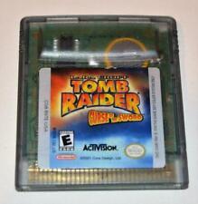 Lara Croft: Tomb Raider- Curse Of The Sword Nintendo Gameboy Color Gbc Game