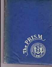 "1945 ""Prism"" with NAMES! - University of Maine Yearbook - Tribute to Servicemen"