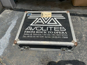 Avolites Rolacue Pearl 2000 Lighting Console With ATA Road Case - Excellent!