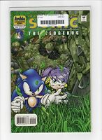 Sonic The Hedgehog #90 Near Mint - 9.2 Archie Comic Mina Knuckles