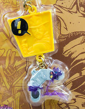 JoJo's Bizarre Adventure Hermit Purple Joseph Joestar Mobile Strap JAPAN ANIME