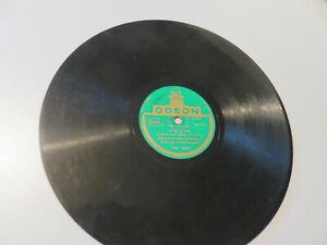 Vinyl Age 78 RPM Eternally/Vision - Odeon TW4062