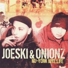 Joeski & Onionz - Nu-York Nite: Life (2 CDs)