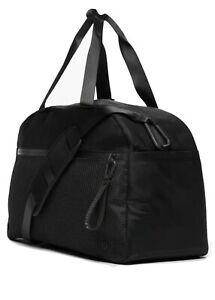 NWT Amazing Lululemon All Hours Duffel Bag Black~Perfect Size~43L Unisex Styling